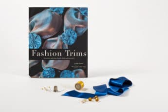 Fashion Trims sewing book